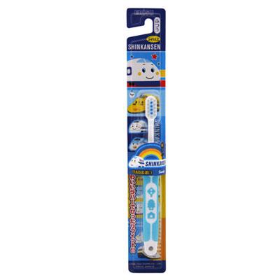 EBISU-新幹線軟柄兒童牙刷 B-S742