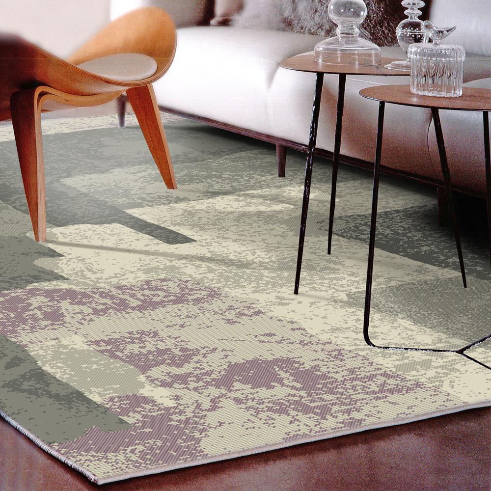 范登伯格 - 艾薇兒 多變視覺地毯 - 情緻 (160 x 230cm)