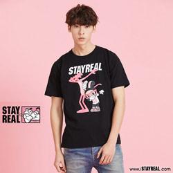 STAYREAL x 粉紅豹 3月新品上架