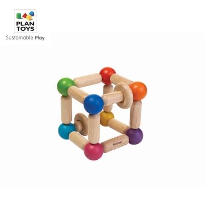 GMP BABY PLAN TOYS 伸縮彈性抓握四角形1組(1Y+)