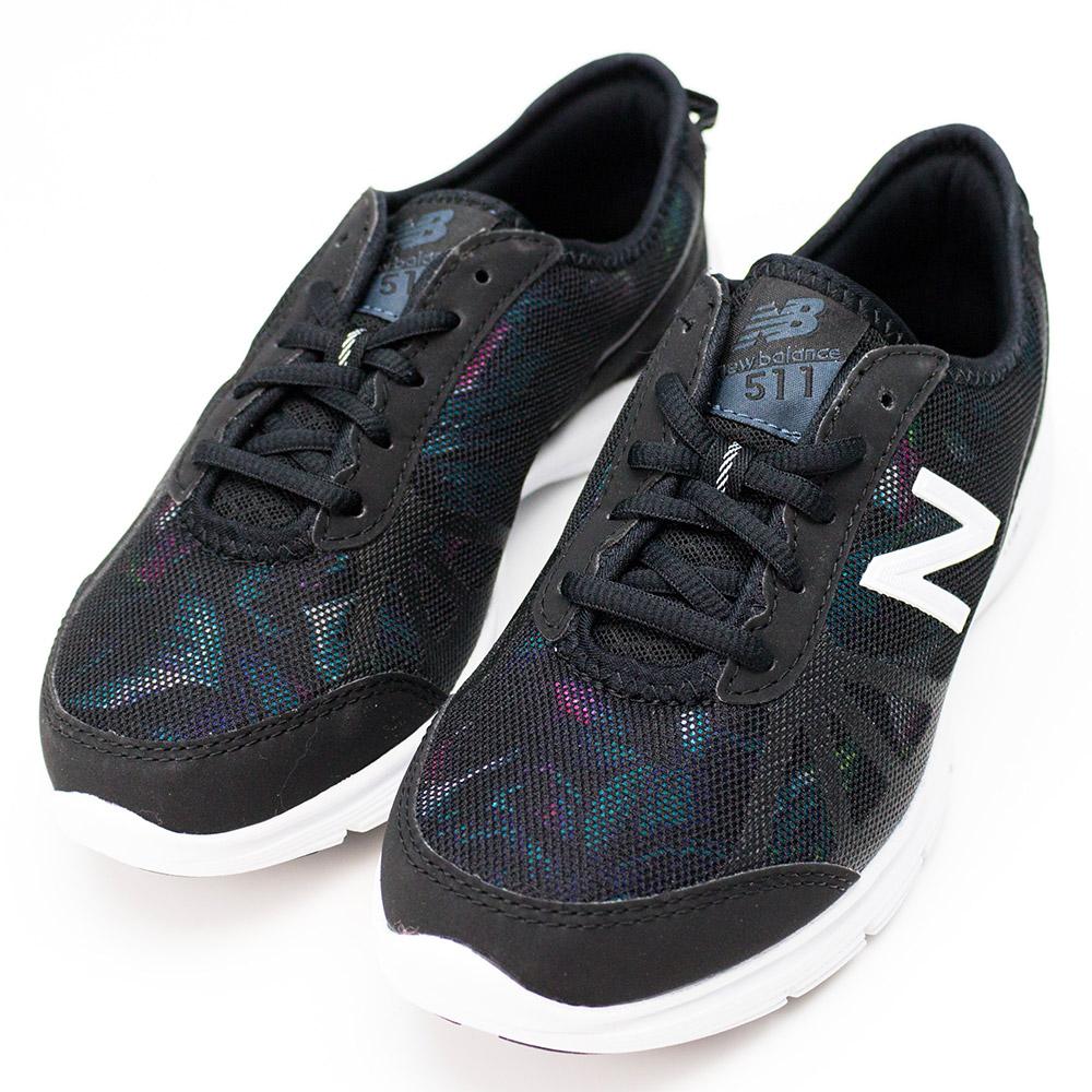 New Balance-女慢跑鞋WW511NF1-黑