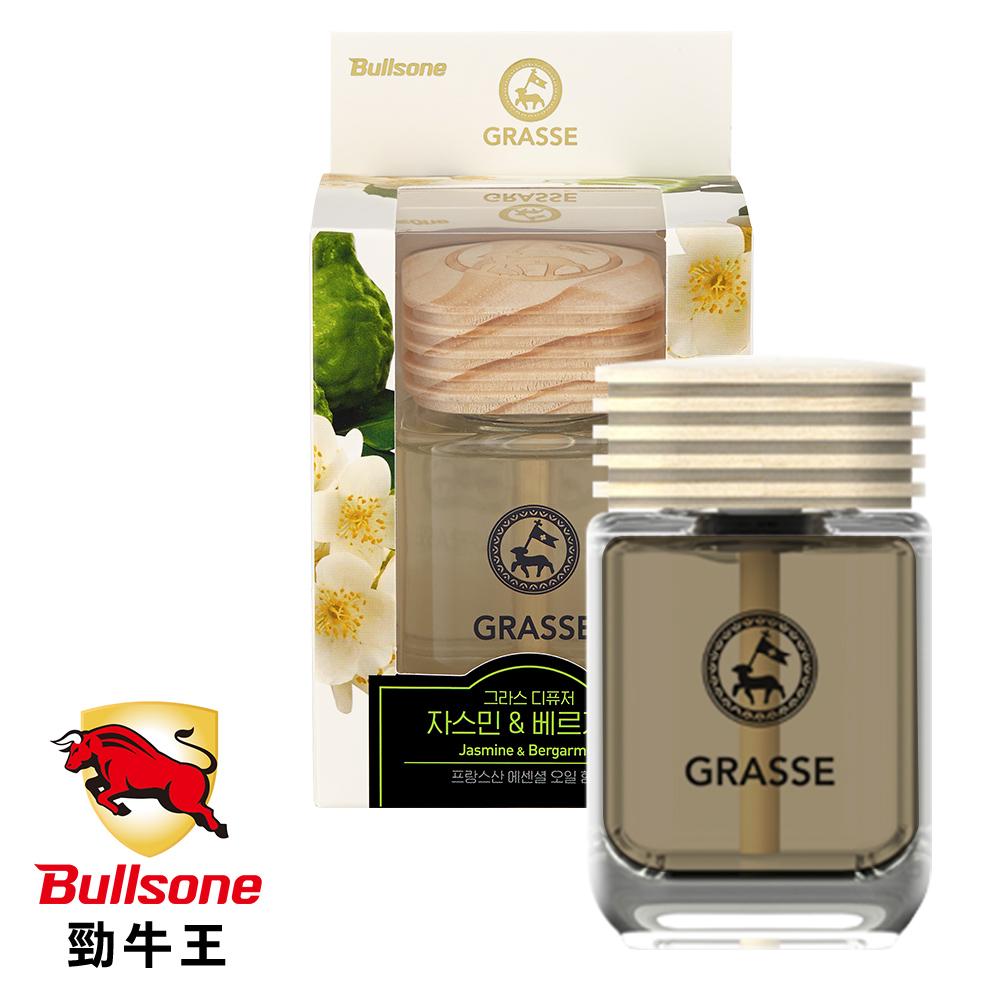 【Bullsone】格拉斯松木香水(茉莉&佛手柑)