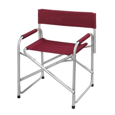 【ATUNAS 歐都納】折疊式導演椅 A-C1502 酒紅