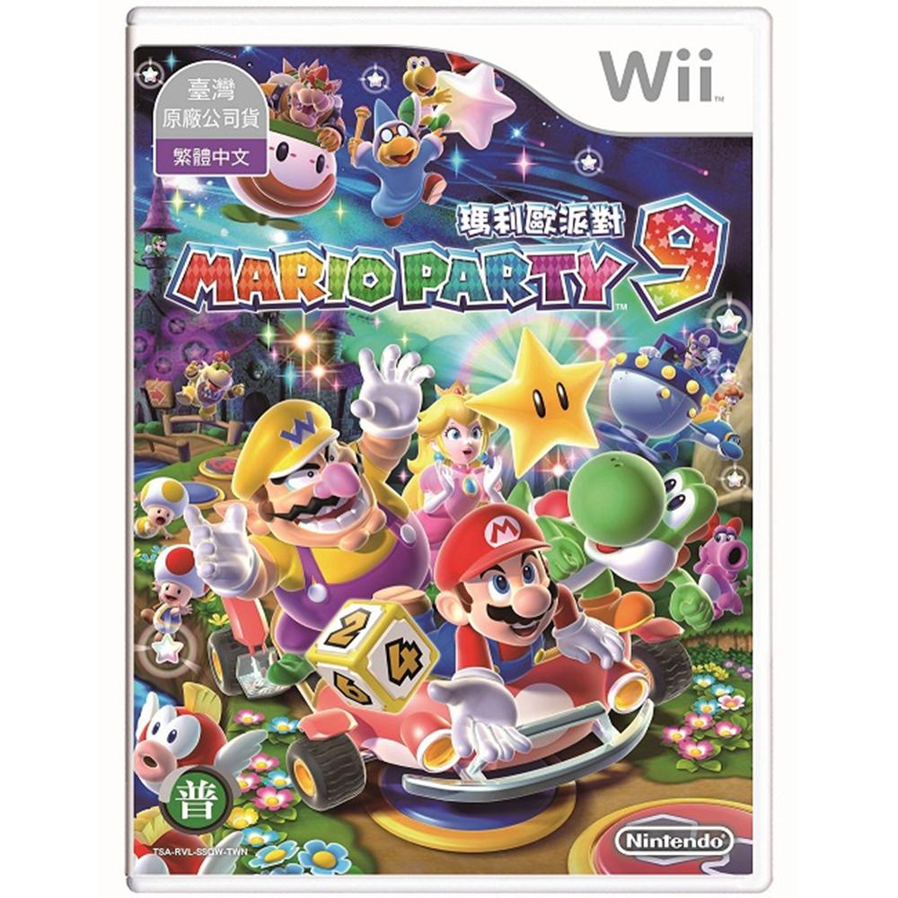 瑪利歐派對 9- Wii亞洲中文版