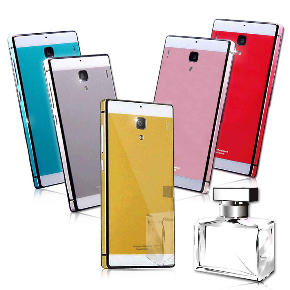 VXTRA 紅米手機 / 紅米機 蘋果風 鋼化玻璃背蓋 保護殼