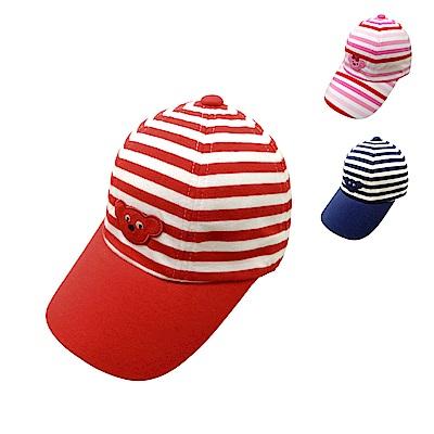 WHY AND 1/2 條紋棉質棒球帽 多色可選