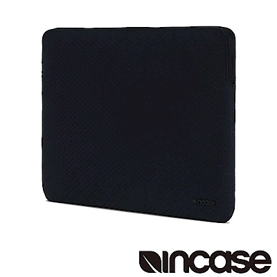 INCASE Slim Sleeve 13吋 (USB-C) 鑽石格紋筆電內袋 (黑)