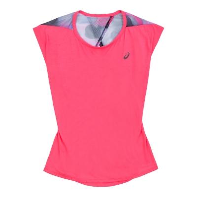 ASICS 亞瑟士 女短袖T恤 140891-0688