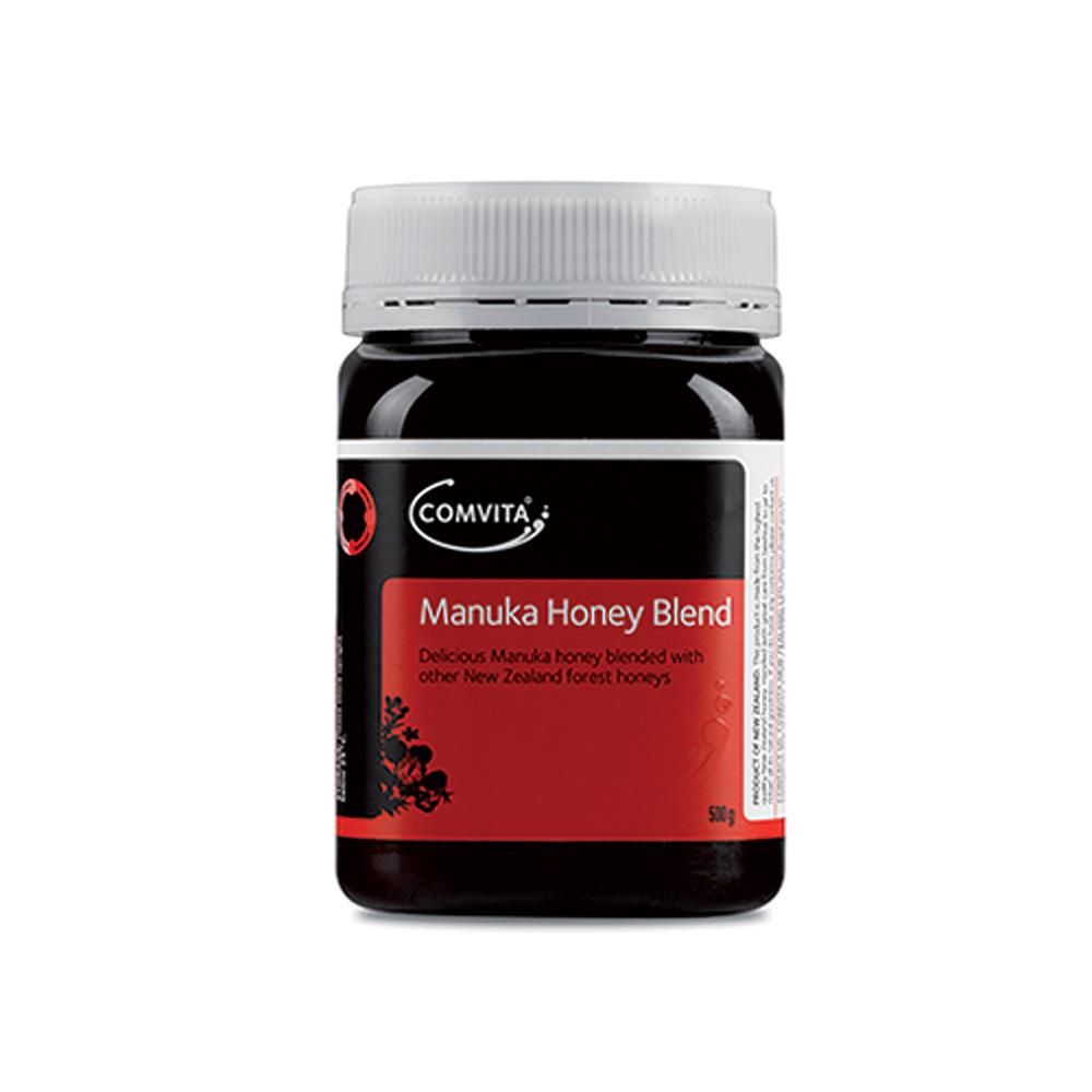 紐西蘭Comvita麥蘆卡混合蜂蜜(500公克)