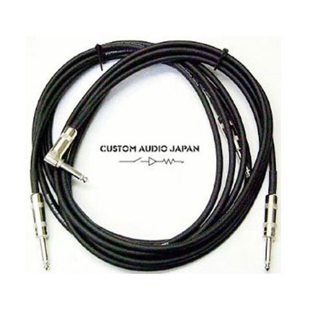 CUSTOM AUDIO JAPAN 5M I-L 導線 1 條