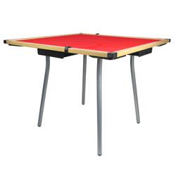 DESIGN-專利可拆多功能2用餐桌/麻將桌/書桌/休閒桌