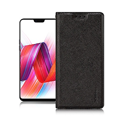 Xmart for OPPO R15 鍾愛原味磁吸皮套