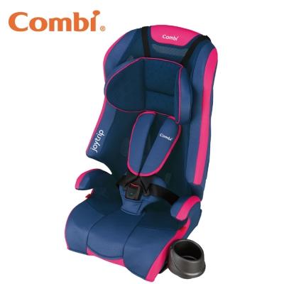 Combi Joytrip MC 1-11歲成長型汽座 靚麗粉(S版)