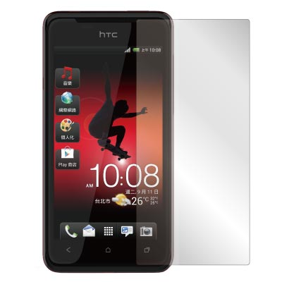 ZIYA-HTC-J-Z321E-ISW13HT-抗反射-霧面-防指紋-螢幕保護貼2入