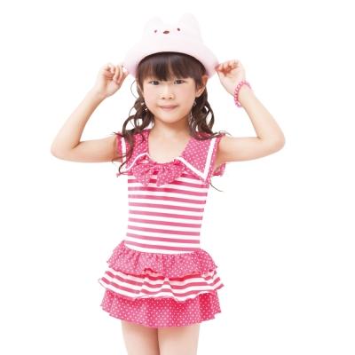 Aquanaut奧可那泳裝 粉紅女伶一件式洋泳衣