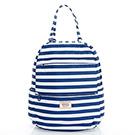 VOVAROVA空氣包-大容量後背包-經典條紋(藍)