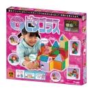 日本PEOPLE-4歲女孩的華達哥拉斯磁性積木組合(4Y+)