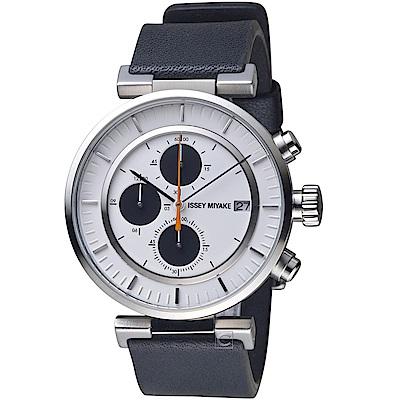 ISSEY MIYAKE三宅一生W系列強勁計時腕錶( VK67-0010Z )
