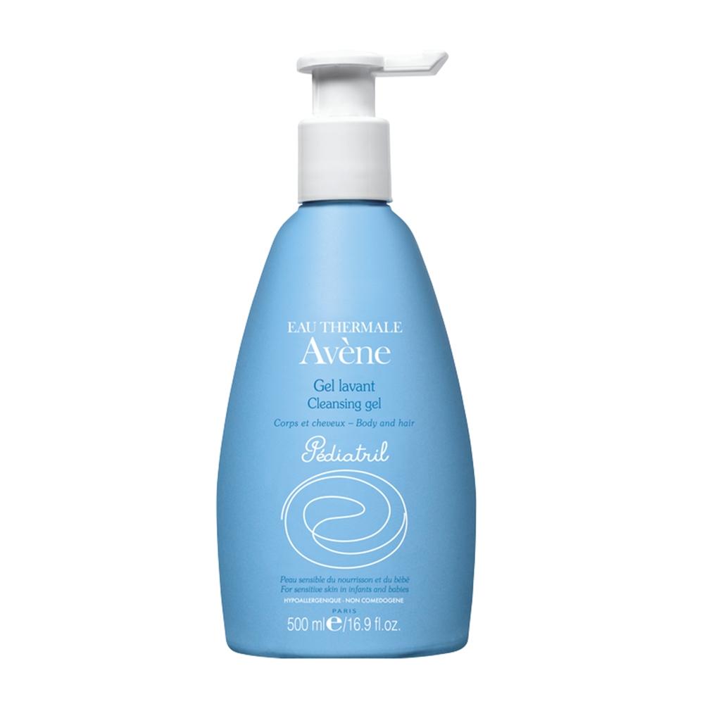 Avene雅漾寶寶二合一潔膚凝膠(沐浴洗髮) 500 ml