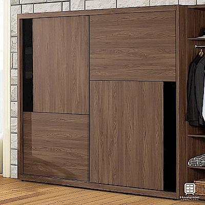 漢妮Hampton肖恩系列5尺拉門衣櫥-146x60x207cm