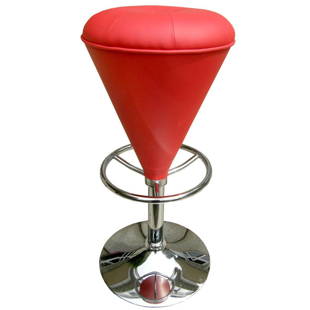 E-Style 高級PU皮革椅面-吧台椅/洽談椅高腳椅(三色可選)2入/組-DIY