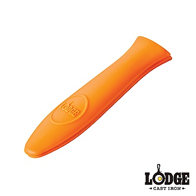 Lodge 矽膠隔熱手柄-橘色