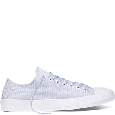 CONVERSE-男休閒鞋155537C-淺灰
