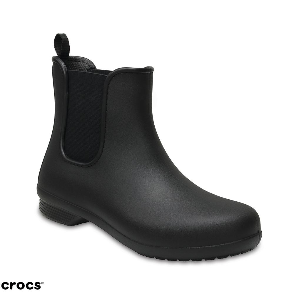 Crocs 卡駱馳 (女鞋) 飛揚短靴 204630-060