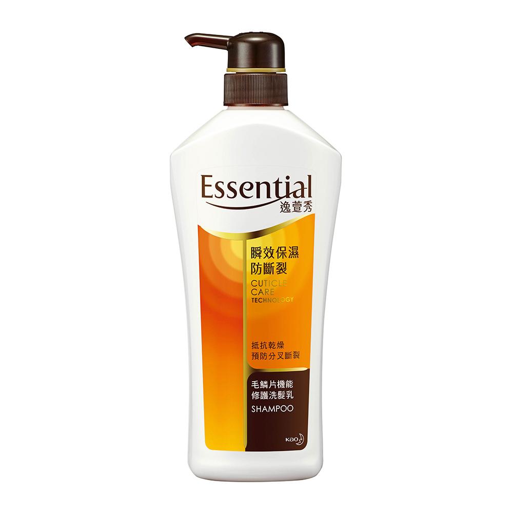 逸萱秀 瞬效保濕防斷裂洗髮乳 (700ml)