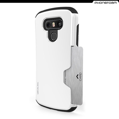 Phonefoam LG G6 插卡式吸震保護殼