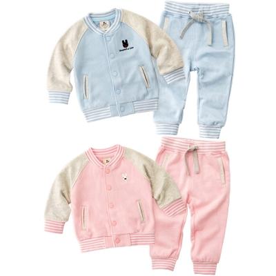 GL法國 優質萌系童趣長袖休閒套裝2件組
