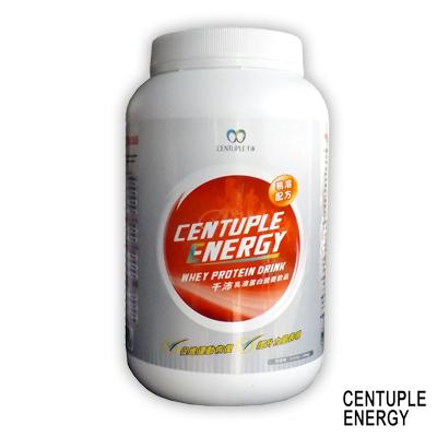CENTUPLE ENERGY WPC 千沛-乳清蛋白運動營養飲品
