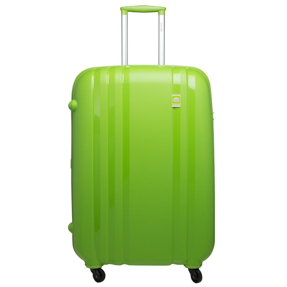 DELSEY法國大使 PP ZIPPE -30吋行李箱-綠色