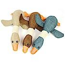 KiWi牛仔布麻大鳥寵物玩具 (1入)