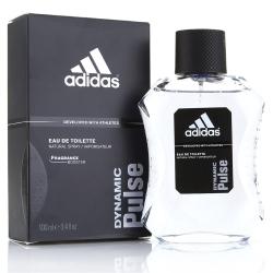 Adidas 愛迪達 青春活力男性淡香水100ml