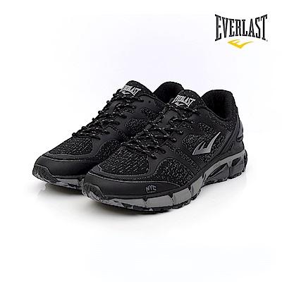 EVERLAST 復古慢跑鞋-男-黑