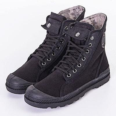 PALLADIUM-女休閒鞋95347061-黑