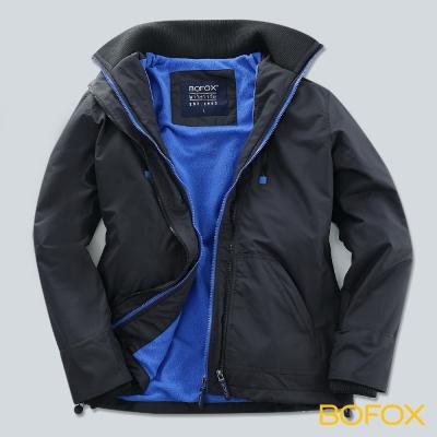 BOFOX WILDLIFE機能防風外套-自信藍