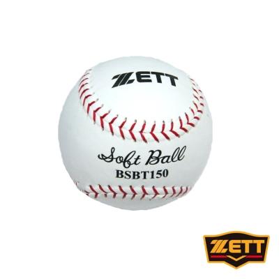 【ZETT】高級比賽用壘球 一打(BSBT-150)