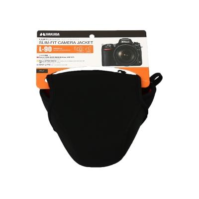 HAKUBA JACKET相機保護套L-90(黑色/HA286106)