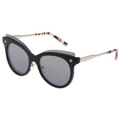 Calvin Klein- 水銀面 太陽眼鏡(黑色)CK3196S