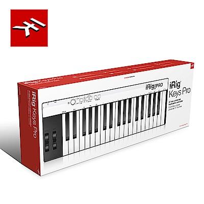 IK Multimedia iRig Keys Pro  37 鍵控制鍵盤