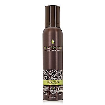 Macadamia Professional瑪卡奇蹟油蓬鬆光感髮泡171g
