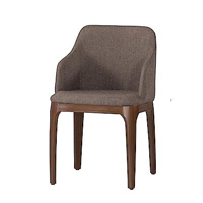 品家居 莫卡提餐椅2入組合(二色可選)-47.5x56x78cm免組