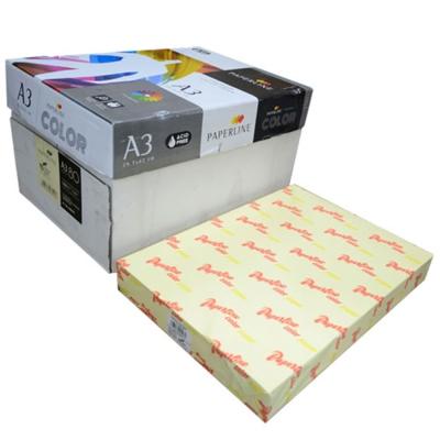 PAPERLINE 150 / 80P / A3 淺橘色 彩色影印紙  (500張/包)