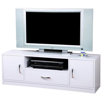 Homelike 個性時尚電視櫃-純白色