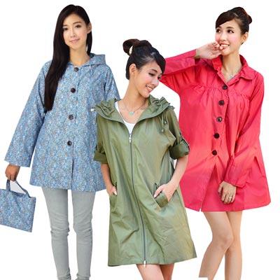 w.p.c 時尚雨衣/風衣超值特賣均一價$699