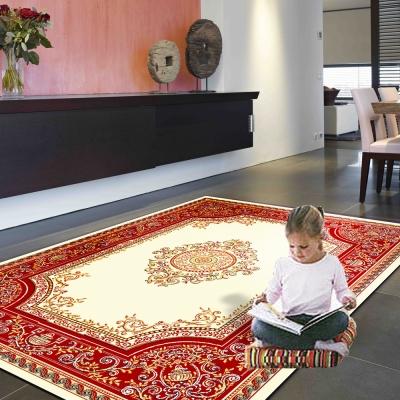 范登伯格 - 琥珀 進口地毯 - 花鑽 (白) (大款 - 160 x 230cm)