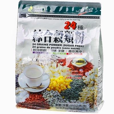 健康時代 24種綜合穀類粉 無糖6包(850g/包)