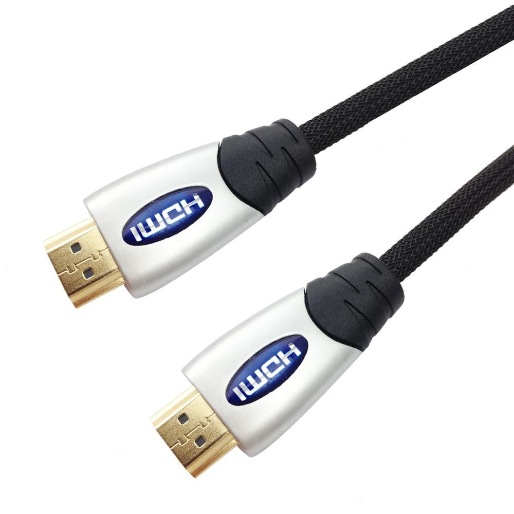 Bravo-u HDMI to HDMI 尼龍編織 1.4b 影音傳輸線